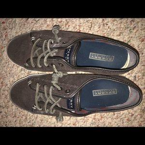 Sperry Corduroy Sneakers 8.5 M